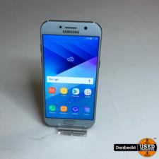 Samsung Galaxy A5 32GB (2017) || Licht blauw || Met garantie