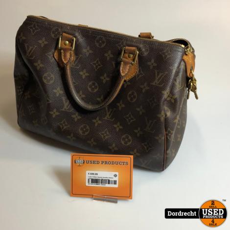 Louis Vuitton Speedy Handtas | Rits kapot | Vintage Origineel | Met garantie