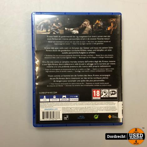 Playstation 4 spel || God of War || Met garantie