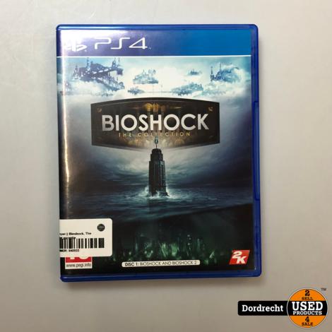 Playstation 4 spel || Bioshock, The collection || Met garantie