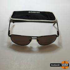 Polaroid zonnebril || In hoes || Met garantie
