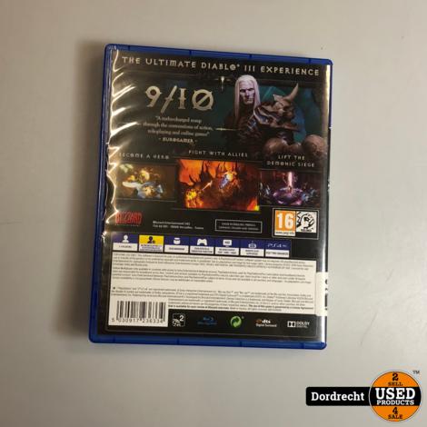 Playstation 4 spel || Diablo - Eternal collection || Met garantie