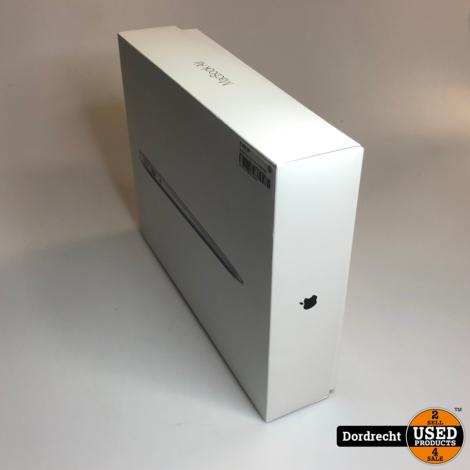 Macbook Air 13inch 2014 i5 4GB RAM 256GB SSD 1.4Ghz Compleet in doos
