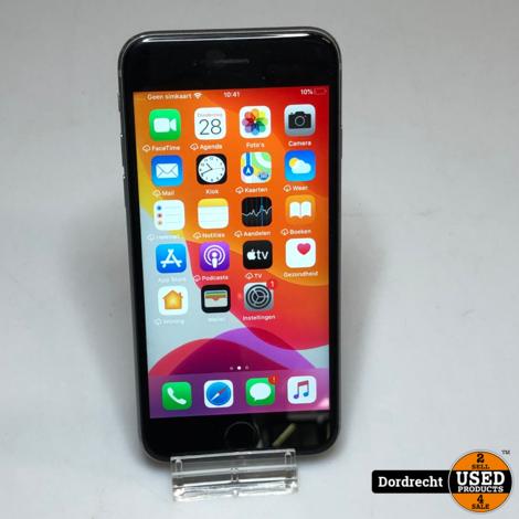 iPhone 6S 16GB    Zilver    Met garantie