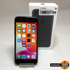 iPhone 7 32GB || Zwart || In doos || Met apple garantie tot 23-04-2021