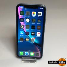 iPhone XR 128GB Blauw | Nette staat | Met garantie
