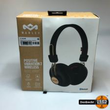 Marley Positive Vibration 2 Wireless Koptelefoon | Met garantie