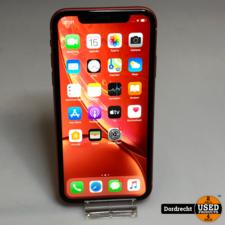 iPhone XR 64GB || Koraal/Coral || Met garantie