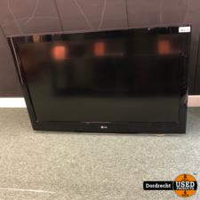 LG 42LH3000 tv/televisie    Met muurbeugel    Zonder voet & AB    Met garantie