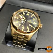 Alpha Sierra Horloge | Compleet in doos | Met garantie