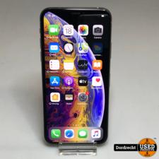iPhone XS 64GB    Zilver/Silver    Met garantie