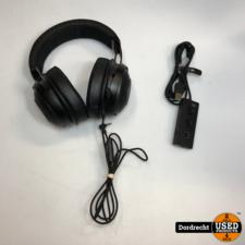 Razer Headset met USB Controller    Met garantie