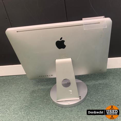 iMac 2010 21.5 inch || Intel Core || i3 3.06 GHz || 4GB RAM || 500GB HDD || MacOS 10.13.6 || Met toetsenbord en muis || Met garantie