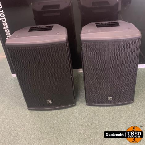 PD Power Dynamics PD412P Speakerset || 2 Speakers || Met garantie