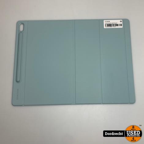 Samsung Galaxy Tab S6 Cover / Hoesje || Blauw || Met garantie