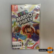 Nintendo Switch Spel || Super Mario Party || Met garantie