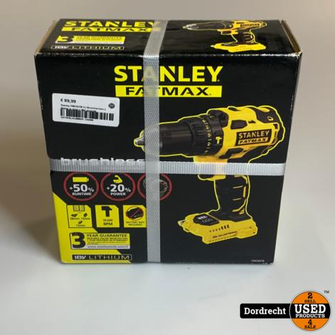 Stanley FMC627B XJ Boormachine || Nieuw in doos || Met garantie