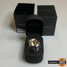 Armani AR0671 Heren Horloge | NIEUW in doos || Met garantie