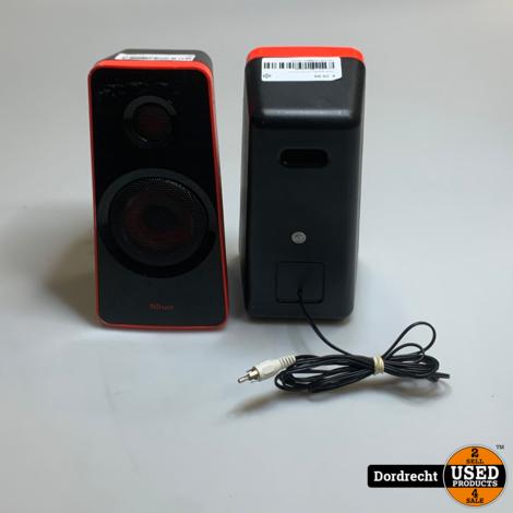 Trust Speakerset 20723-03 || Compleet || Met garantie