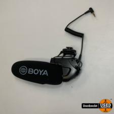 Boya BY-BM3031 microfoon    Met garantie