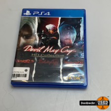 Playstation 4 spel || Devil May Cry Hd Collection