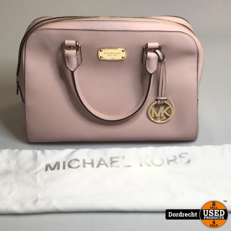 Michael Kors MK tas || Roze || Met hoes