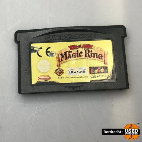 Nintendo Gameboy Advance spel || Tom & Jerry - The magic ring