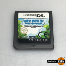 Nintendo DS spel || Ice Age 3 - dawn of the dinosaurs