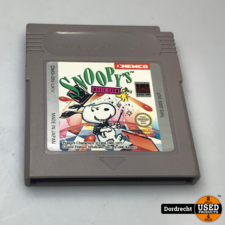 Nintendo GameBoy spel || Snoopy's Magic Show