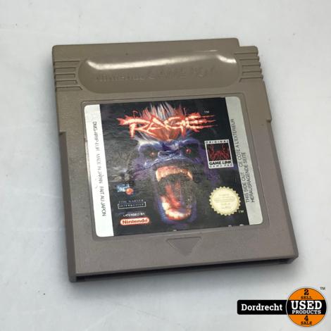 Nintendo GameBoy spel || Primal Rage