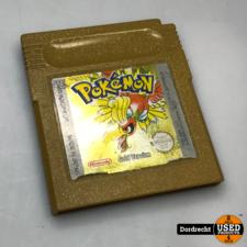 Nintendo GameBoy spel    Gold/Goud