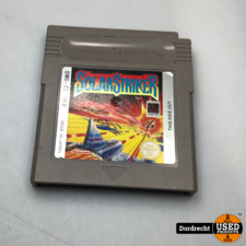 Nintendo GameBoy spel || Solar Striker