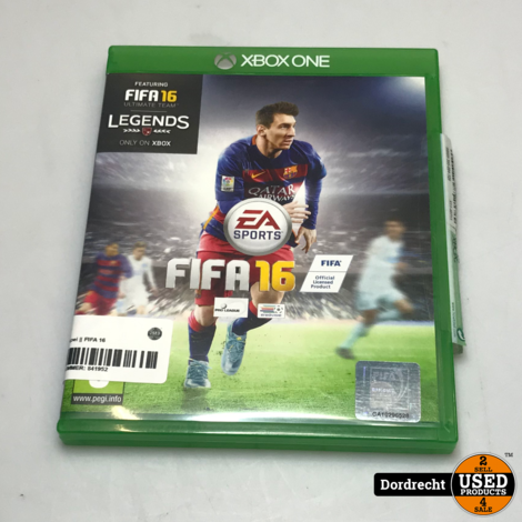 Xbox One spel || FIFA 16