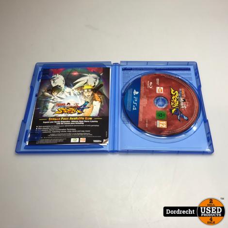 Playstation 4 spel || Naruto Shippuden - Ultimate Ninja Storm 4