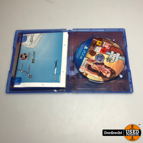 Playstation 4 spel || Grand Theft Auto V - Premium edition