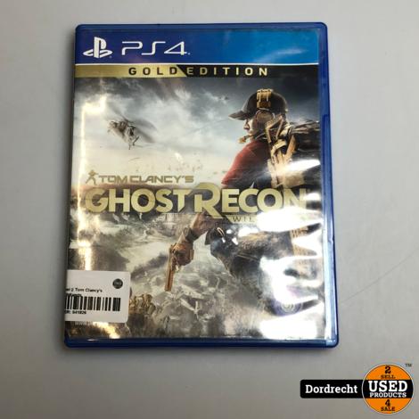 Playstation 4 spel | Tom Clancy's Ghost Recon Wildlands