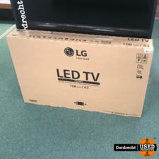LG 43LT340C0ZB 43 LED tv/televisie || NIEUW in doos || Met garantie
