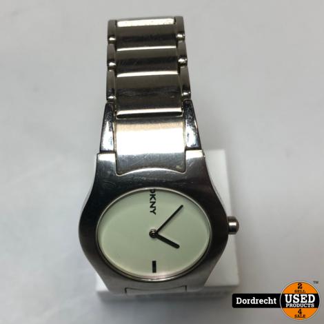 DKNY horloge NY3032 | Zilver | Met garantie