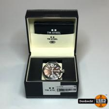 TW Steel horloge || Bruin || In doos || Met garantie