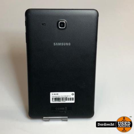 Samsung Galaxy Tab E 8GB WiFi 9.6 inch || Storing in scherm || Met garantie