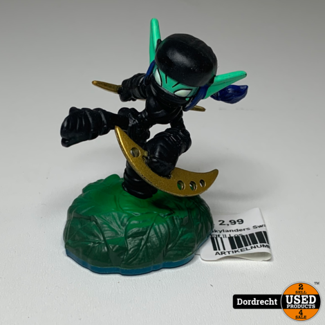 Skylanders Swap Force: Ninja Stealth Elf || Los