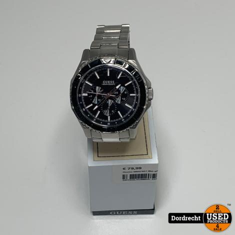 Guess W0479G1 horloge || Met gebruikssporen || Met garantie