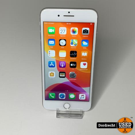 iPhone 8 Plus 64GB Wit    Met garantie