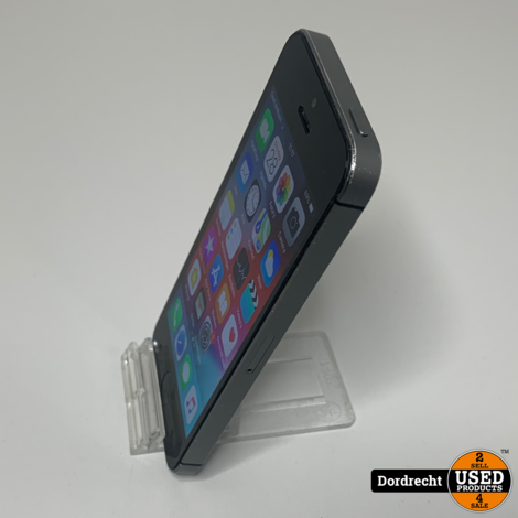 iPhone 5S 32GB Space Gray || Met garantie