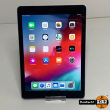 iPad Air 1 32GB Space Gray || Gebruikt || Met hoes || Met garantie