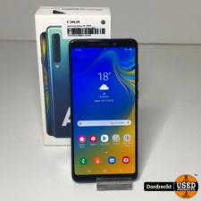 Samsung Galaxy A9 128GB Lemonade Blue || In doos || Met garantie