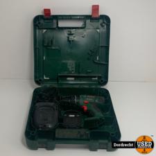 Bosch PSB 14.4 LI-2 Boormachine || In kist || Met accu en lader || Met garantie