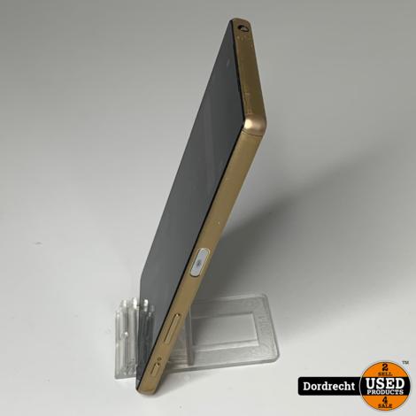 Sony Xperia Z5 32GB Goud || Met garantie