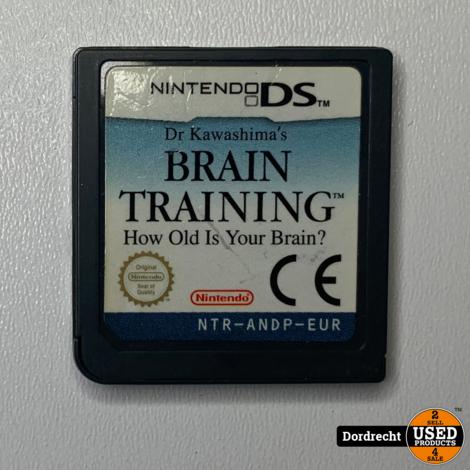 Nintendo DS spel || Brain Training