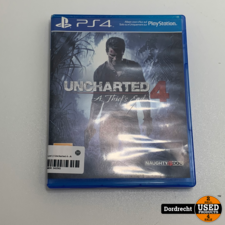 Playstation 4 spel || Uncharted 4 - A thief's end